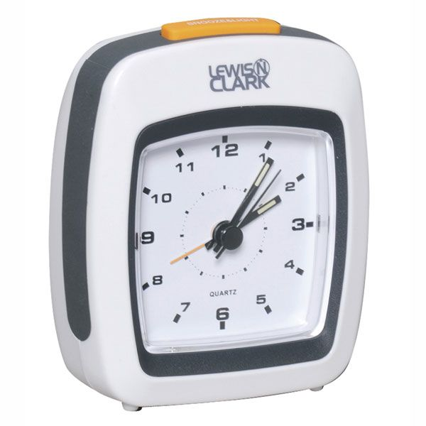 ... > Shop by Category > Clocks > Analog Travel Alarm Clock (Model 2062