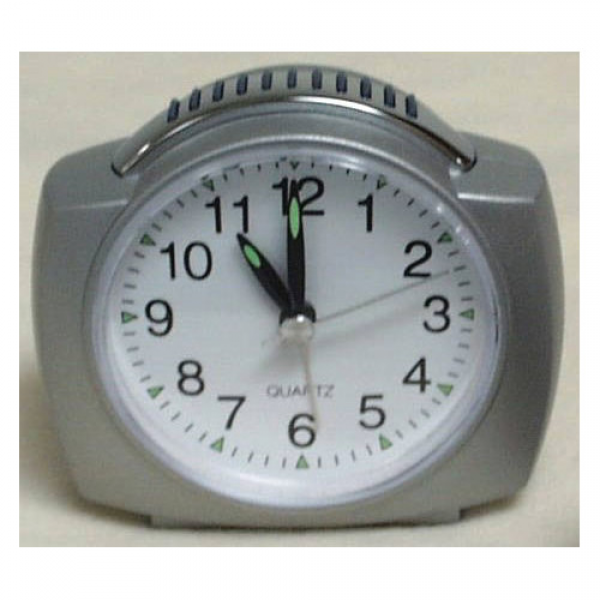 Equity Analog Alarm Clock with Lighted Dial & Reviews | Wayfair