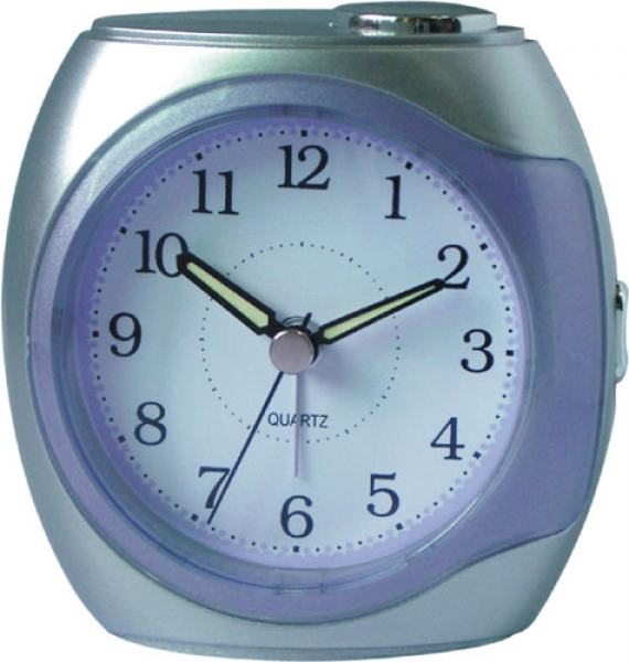 ... Travel Alarm Clock with Light (F0110i) - China Clock, Alarm Clock