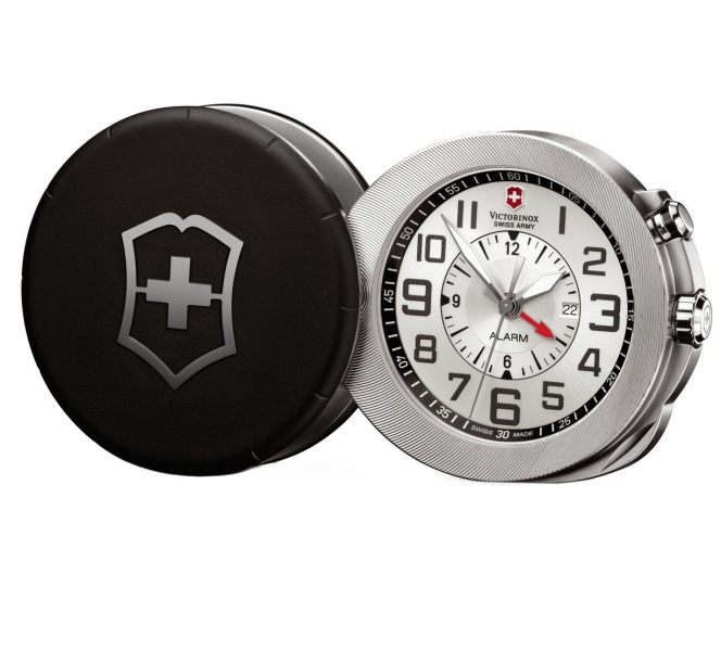 Swiss Army Travel Alarm 2010 Road Tour Limited Edition Clocks Model ...