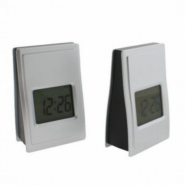 Travel Alarm Clock Touch Sensitive Backlight Temperature Timer ...