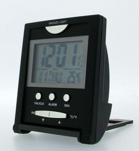 Buy Imperial Clocks LCD Travel Alarm Clock from our Clocks range ...