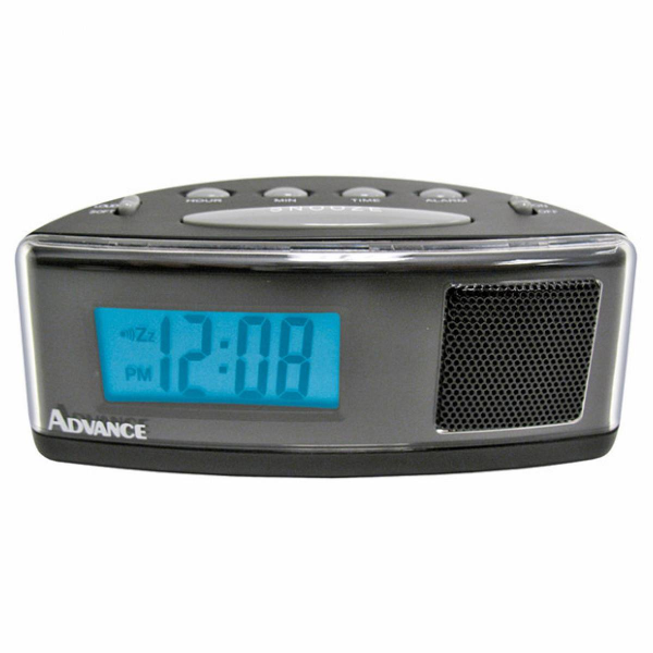 ... Time Technology Extra-Loud Bedside Alarm Clock - Pricefalls.com