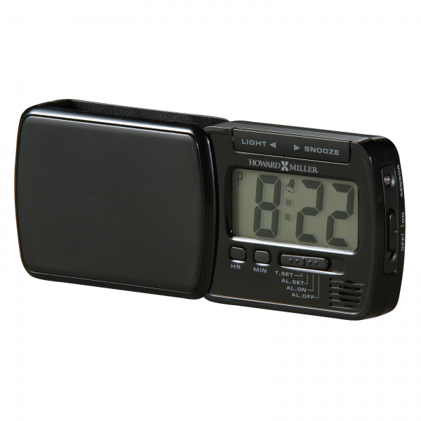 Howard Miller 645-679 Blackstone Travel Alarm Clock - Alarm Clocks at ...