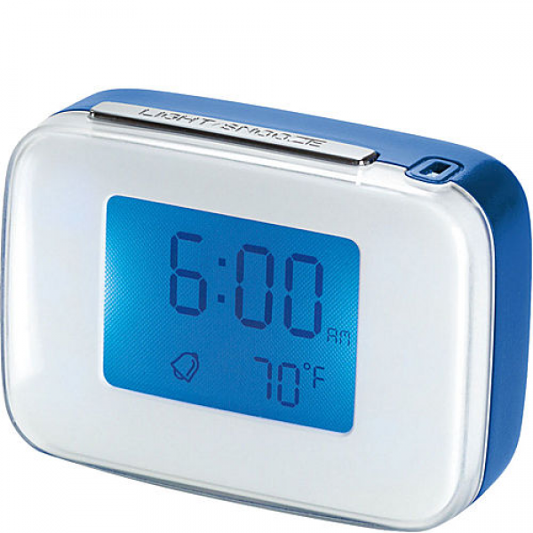 Travel Smart by Conair Voice-Activated Alarm Clock - eBags.com