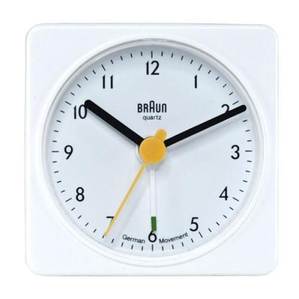 Braun Travel Alarm Clock | The Pinfinity Collection: Repins I'm Awful ...