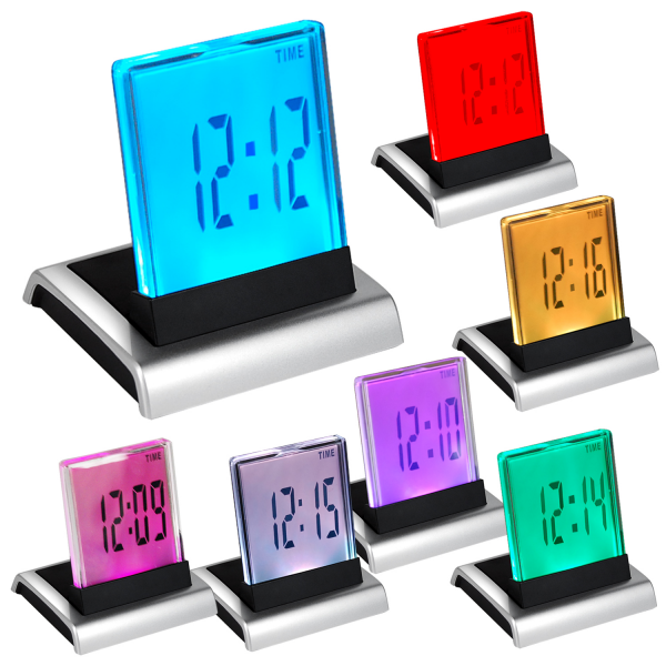 Alarm Clock Snooze Cartoon Digital lcd alarm clock