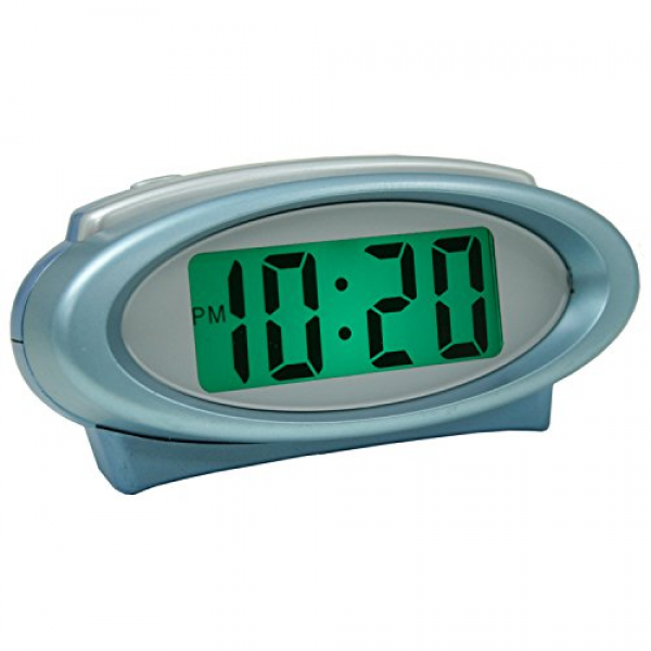 ... by La Crosse 30330 Digital Alarm Clock with Night Vision Technology