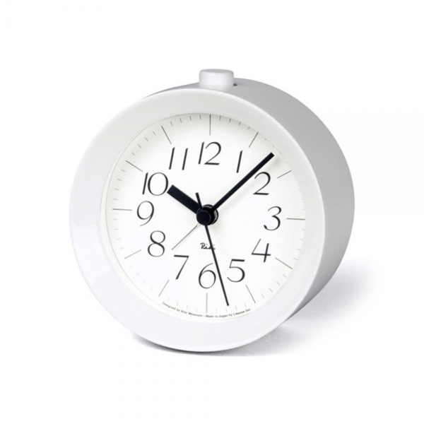 Home Décor & Pillows Clocks Table Clocks Classic Wooden Alarm Clock