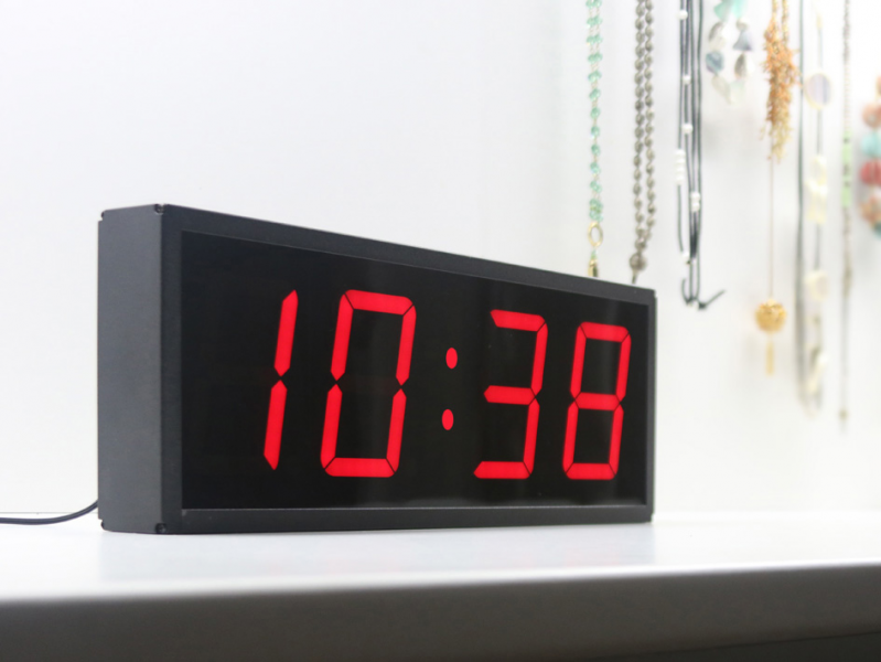 Large LED Clock/Timer
