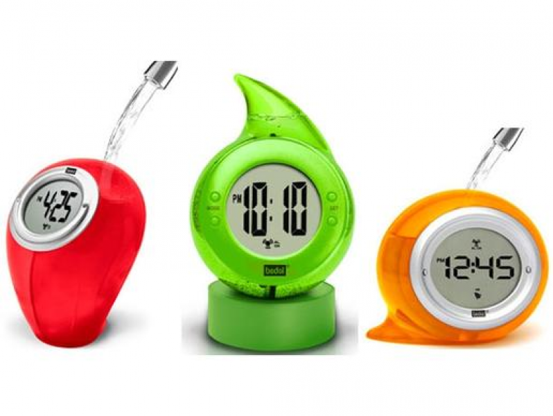 12 Eye-Opening Alarm Clocks : Discovery News