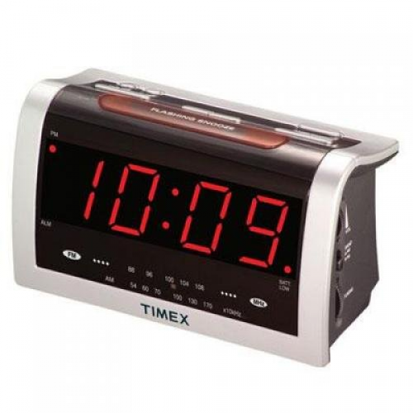 B 1231478977 additionally Timex Auto Set Clock Radio Manual as well Timex Am Fm Clock Radios And Alarm Clocks as well 172485851562 furthermore Excelvan Wake Up Light With Sunrise Simulation Alarm Clock With Fm Radio B01E8BNG0W. on timex auto set dual alarm digital clock radio am