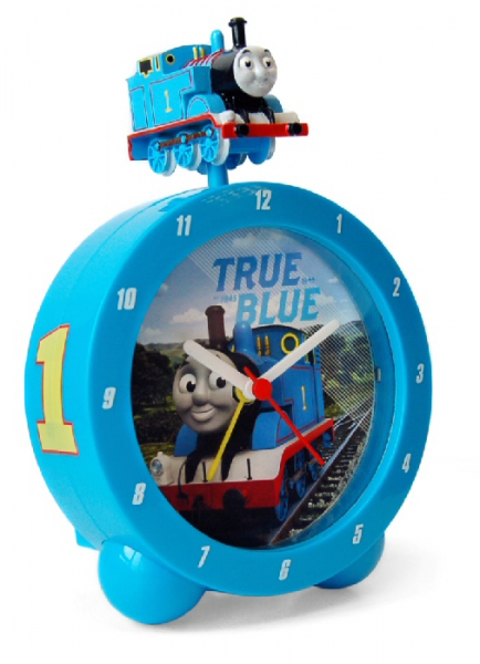 Thomas The Tank - Peep Peep Alarm Clock Thomas Clocks & Watches