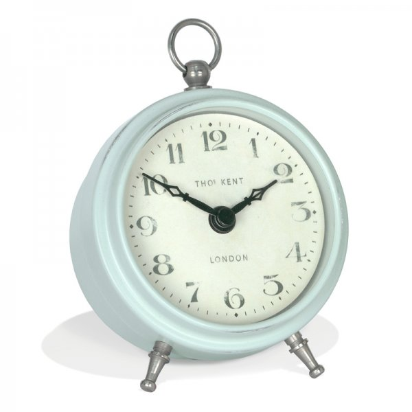 Home › Clocks › Thomas Kent › Thomas Kent Bluebell Alarm Clock ...