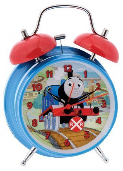 Thomas Alarm Clock by Schylling | Thomas the train fan | Pinterest