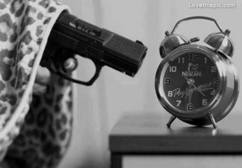 Shoot The Alarm Clock Pictures, Photos, and Images for Facebook ...