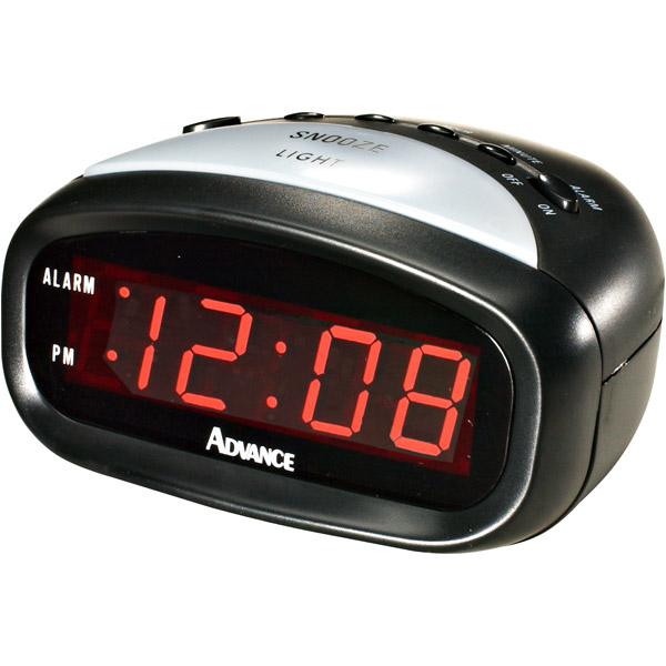 Stratos Electric Alarm Clock [3250AT] - $7.79 : Home Theater Los ...