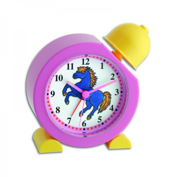 Kids Alarm Clock Horse