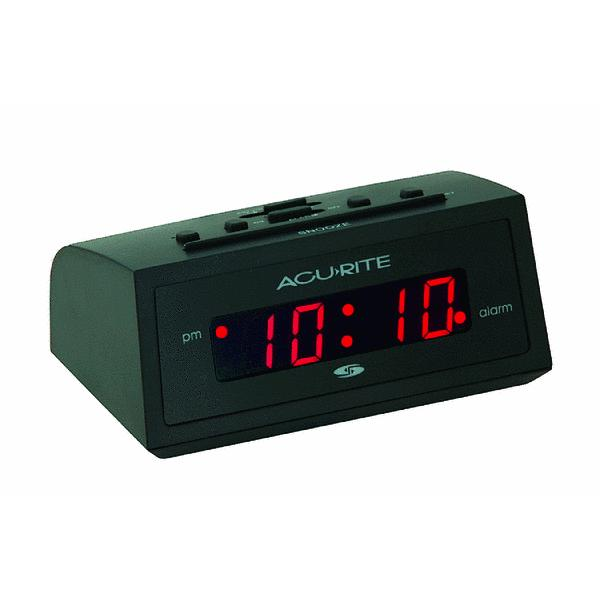 Chaney Instrument 13002 Electric Alarm Clock Black at ...