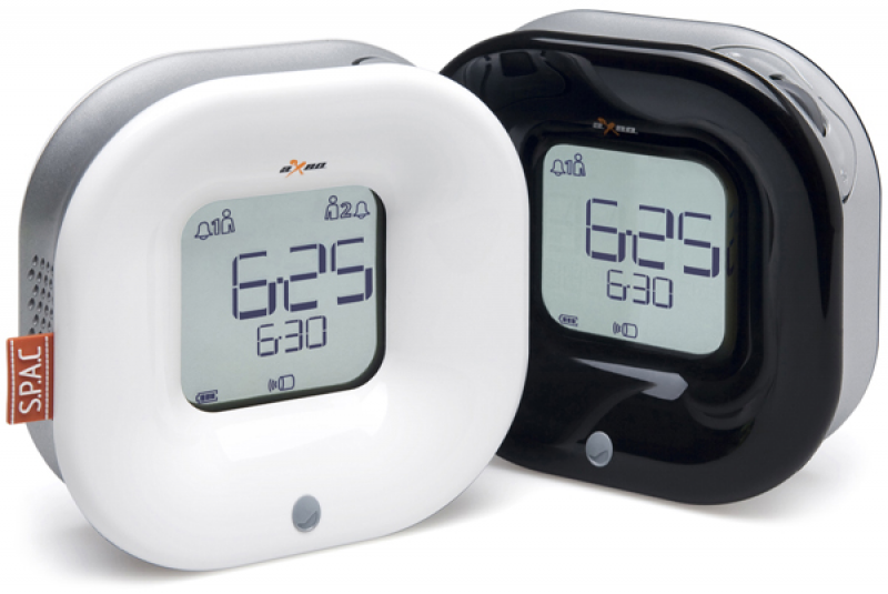 Advanced MP3 Players aXbo Couple Sleep Phase Alarm Clock