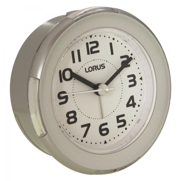Lorus Beep Alarm Clock - Silver - review, compare prices, buy online