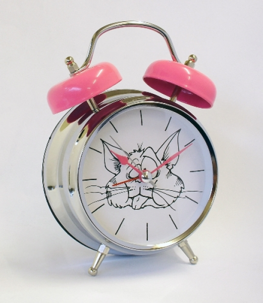 Cat Animal Alarm Clock