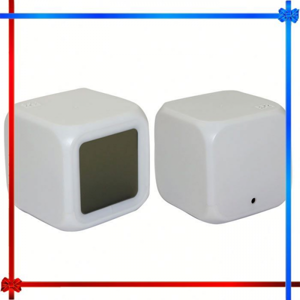... Led Color Change Wall Mounted Alarm Clock - Buy Wall Mounted A