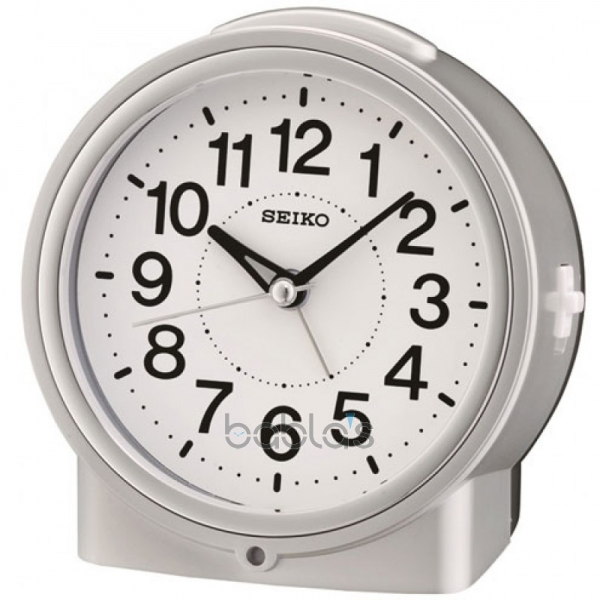 You're reviewing: Seiko Bedside Alarm Clock with Light QHE117S
