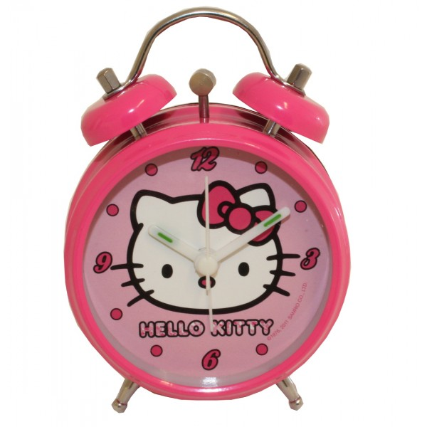 Hello Kitty Alarm Clock & Photo Frame - InternetShopUK