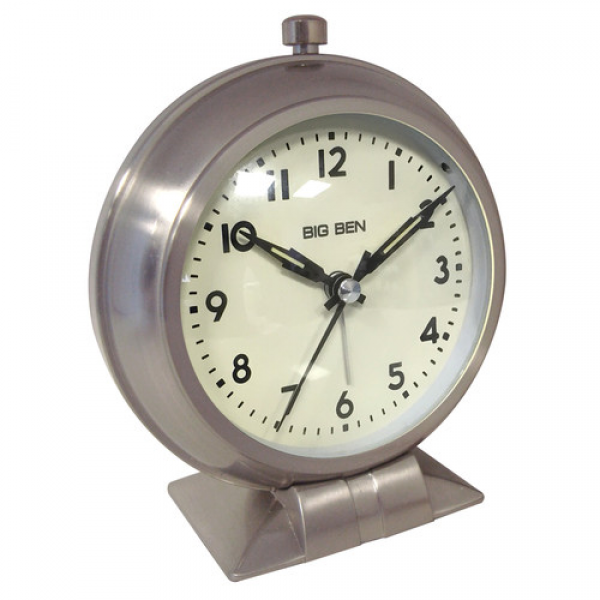 Westclox Clocks Big Ben Metal Case Alarm Clock