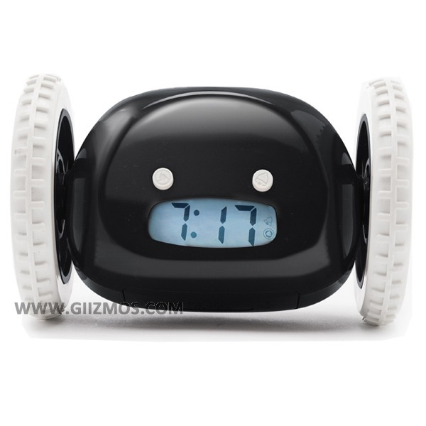 Home / Clocky - Alarm Clock on Wheels
