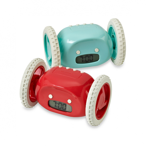 no 8 brands clocky rolling alarm clock okay this thing is nifty if you ...