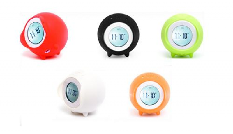 Tocky-Touch-Roll-Away-Alarm-Clock-Recorder-Plays-MP3-5-Colors-To ...