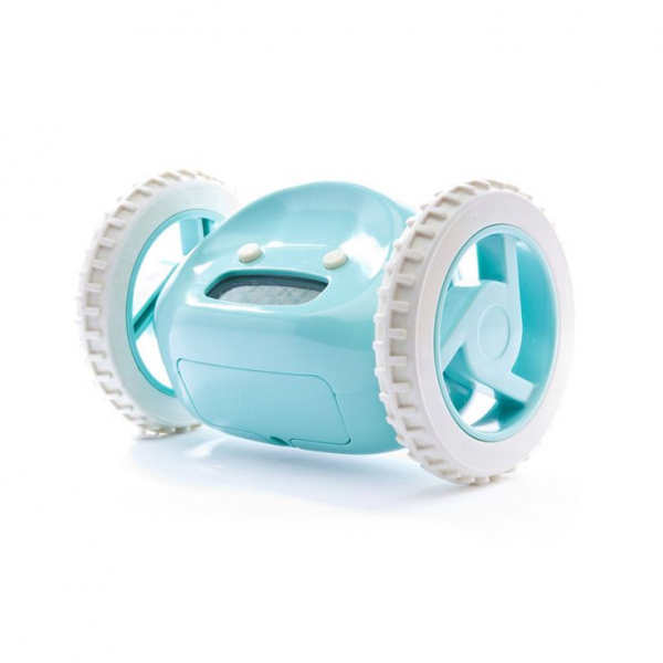 Little Runaway Alarm Clock - Light Blue | dotandbo.com