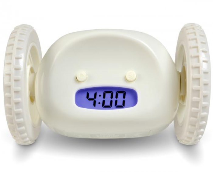 Clocky - Runaway Alarm Clocks | IWOOT