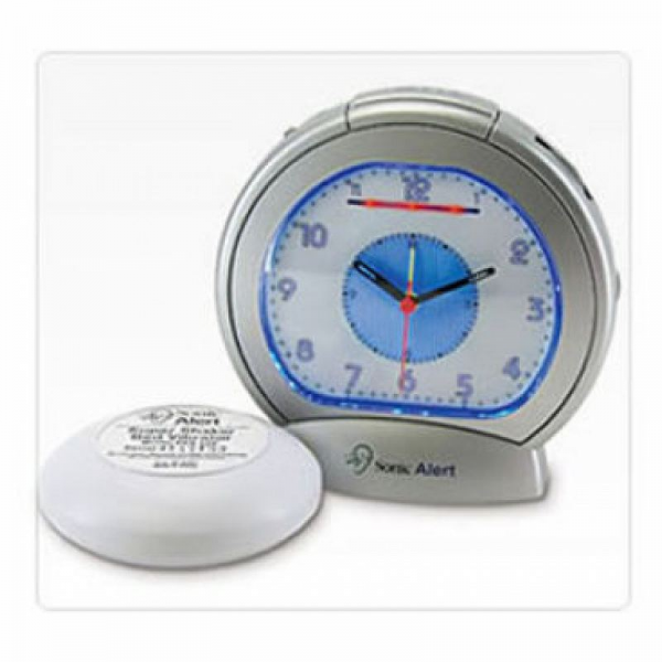 Sonic Boom Analog Alarm Clock - Join the Pricefalls family ...