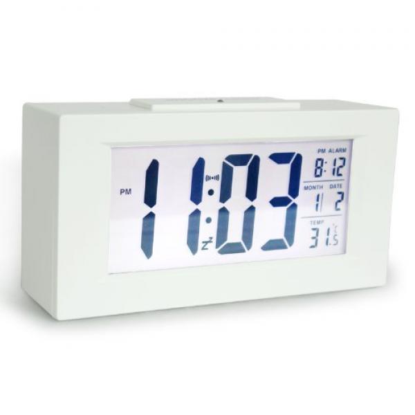 Best Silent Alarm Clocks Cool Alarm Clocks Www Top