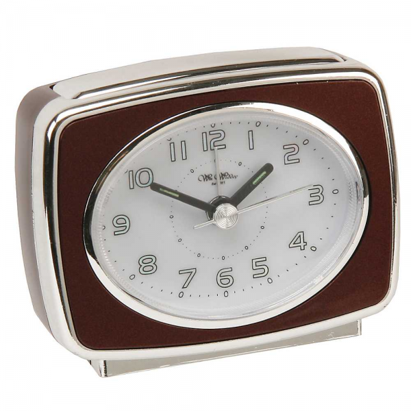 Retro Alarm Clock | Bedroom | House & Garden | Freemans