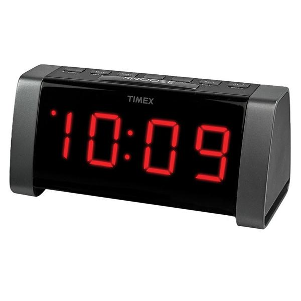 Timex Extra Large Display Dual Alarm Clock Radio at Blain's Farm ...