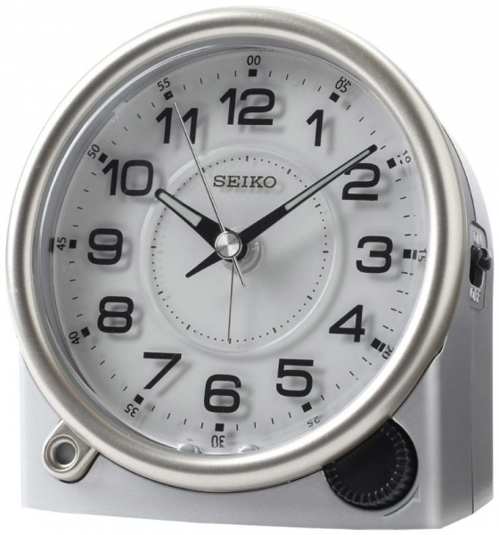 Seiko QXE011ALH Alarm Clock at The Clock Depot On Sale - Free Shipping