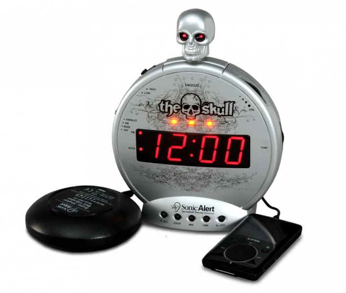 Big Mouth Alarm Clock (Super Loud Alarm) - Low Vision Aids