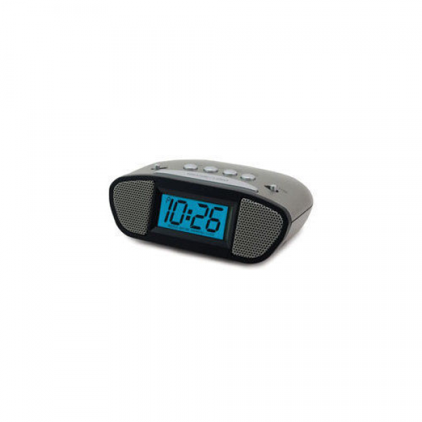 ... 31015 Battery Operated Digital Clock with Super Loud Alarm | eBay