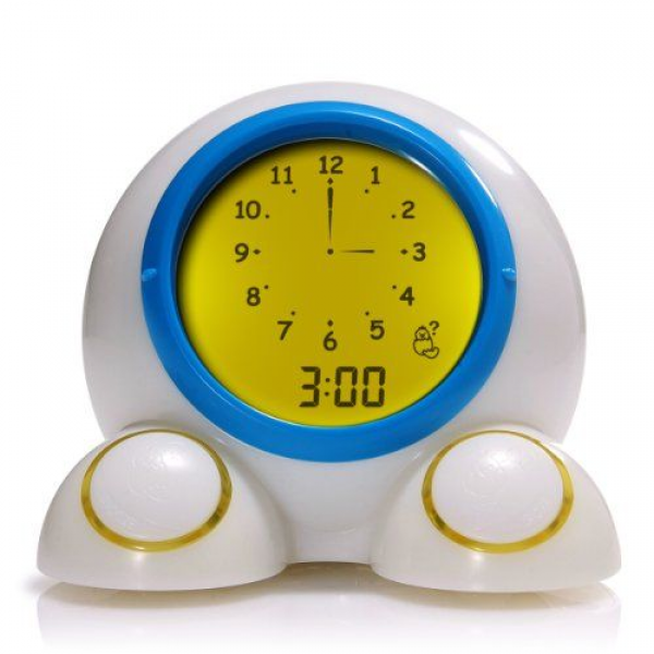 American Innovative Teach Me Time! Talking Alarm Clock and Nightlight ...
