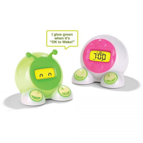 OK to Wake! Alarm Clock and Nightlight - Onaroo-American Innovative ...