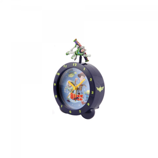 Disney Toy Story Jumbo Twin Bell Alarm Clock: Kitchen