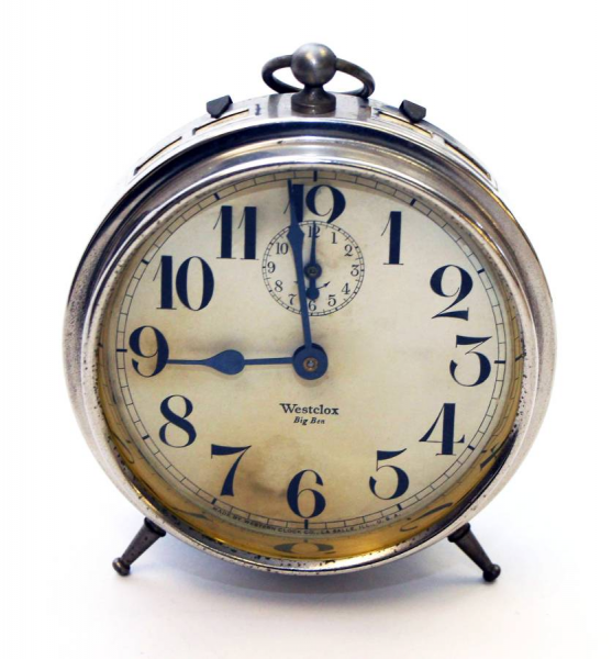 Vintage Big Ben alarm clock: Architectural Salvage Online Store, Buy ...