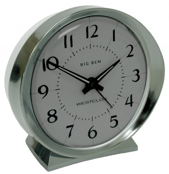 ... 10608 Authentic 1964 Big Ben Classic Keywound Alarm Clock $17.99
