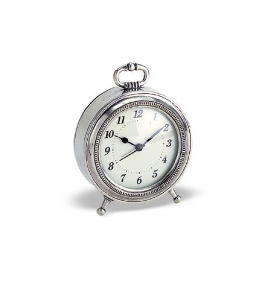 Match Pewter - Toscana Alarm Clock | Clocks | Pinterest