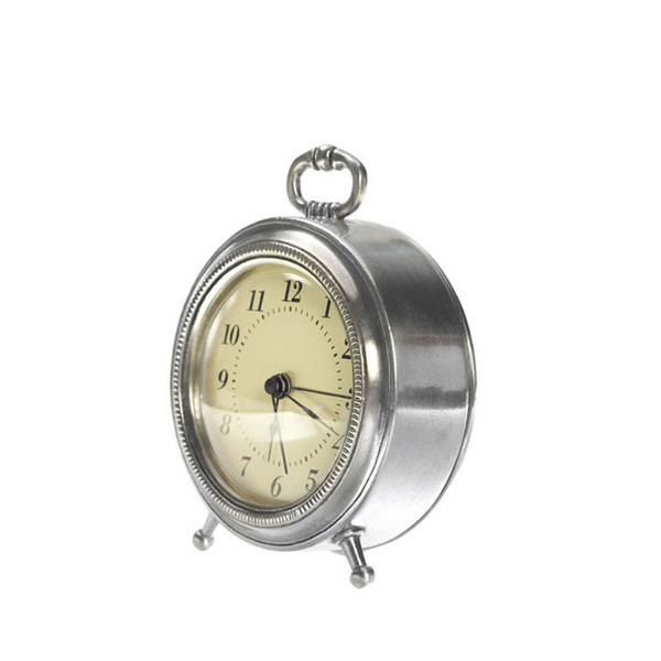 Home — Match Pewter | Toscana Alarm Clock
