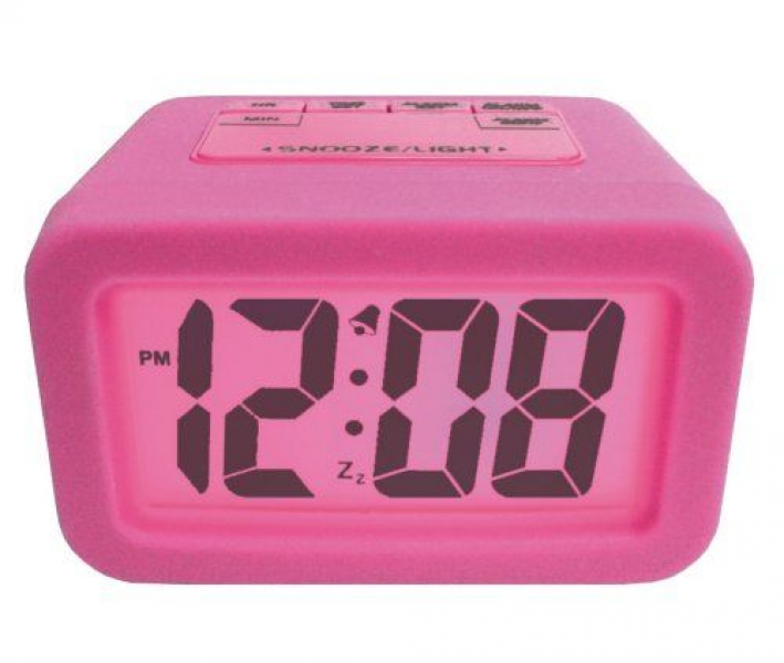 Save $3.06 on Advance Time Technology Silicone LCD Alarm Clock with ...
